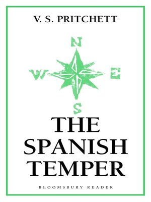 cover image of The Spanish Temper