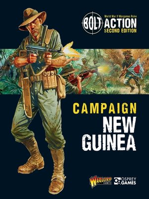 cover image of Campaign: New Guinea