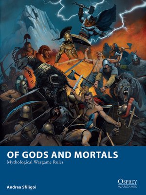 cover image of Of Gods and Mortals