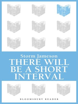 cover image of There will be a Short Interval