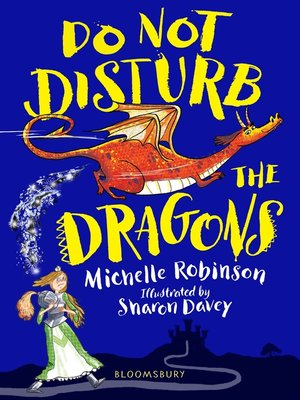 cover image of Do Not Disturb the Dragons