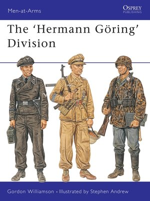 cover image of The Hermann Göring Division