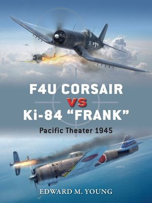"cover image of F4U Corsair vs Ki-84 ""Frank"""