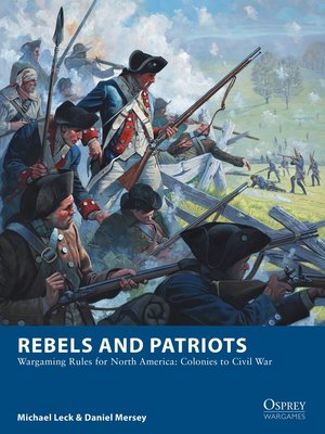 cover image of Rebels and Patriots