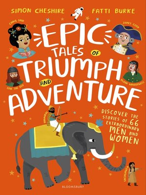 cover image of Epic Tales of Triumph and Adventure