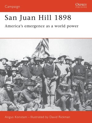 cover image of San Juan Hill 1898