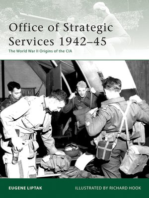 cover image of Office of Strategic Services 1942-45