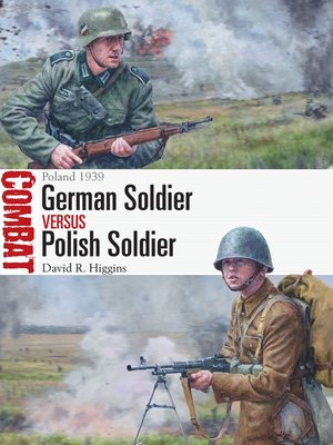 cover image of German Soldier vs Polish Soldier