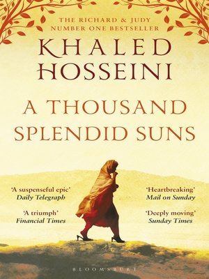 A thousand splendid suns online book