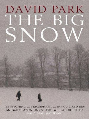 cover image of The Big Snow