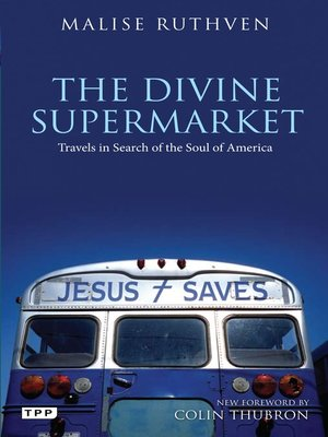 cover image of The Divine Supermarket