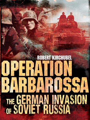 cover image of Operation Barbarossa