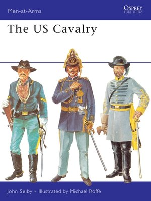 cover image of The US Cavalry