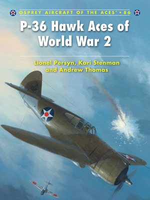cover image of P-36 Hawk Aces of World War 2