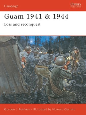 cover image of Guam 1941 & 1944