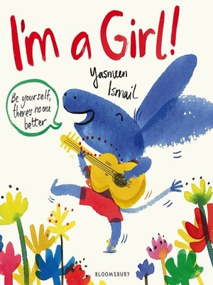 cover image of I'm a Girl!