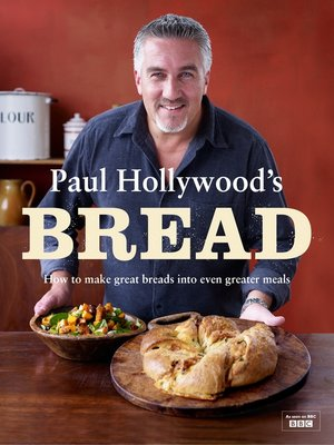 cover image of Paul Hollywood's Bread