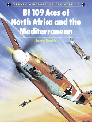 cover image of Bf 109 Aces of North Africa and the Mediterranean