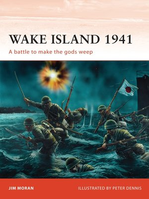 cover image of Wake Island 1941