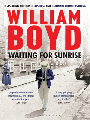 cover image of Waiting for Sunrise