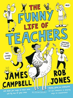 cover image of The Funny Life of Teachers