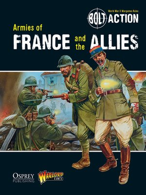 cover image of Armies of France and the Allies