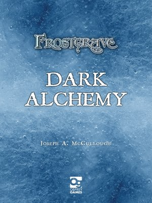 cover image of Dark Alchemy