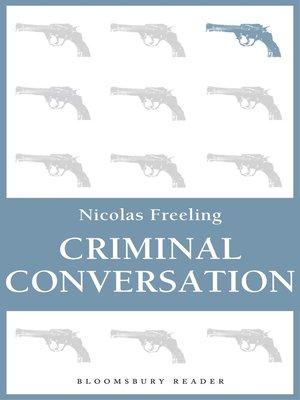 cover image of Criminal Conversation