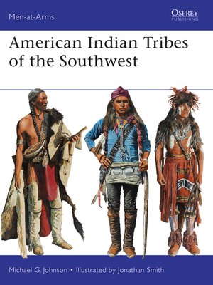 cover image of American Indian Tribes of the Southwest