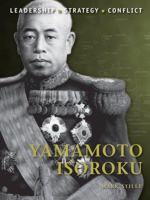 cover image of Yamamoto Isoroku