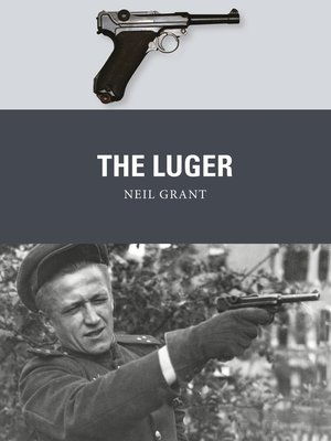 cover image of The Luger