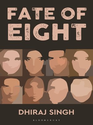cover image of Fate of Eight