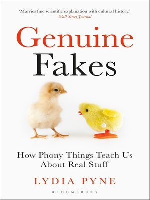 cover image of Genuine Fakes