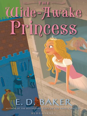 cover image of The Wide-Awake Princess