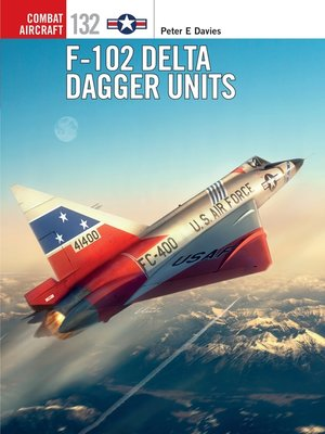 cover image of F-102 Delta Dagger Units