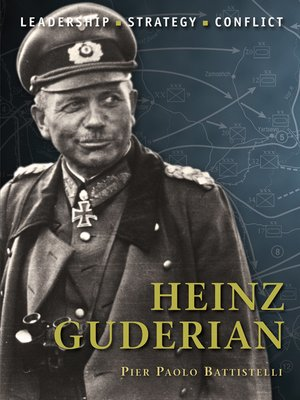 cover image of Heinz Guderian