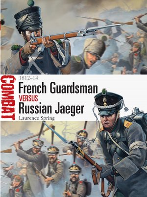 cover image of French Guardsman vs Russian Jaeger
