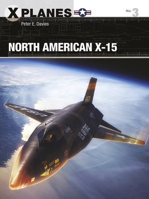 cover image of North American X-15