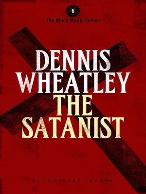 cover image of The Satanist