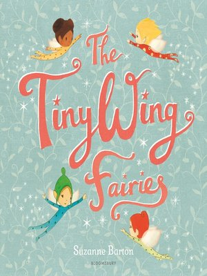 cover image of The TinyWing Fairies