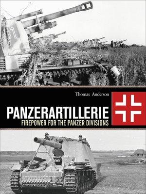 cover image of Panzerartillerie