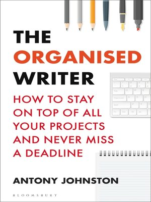 cover image of The Organised Writer
