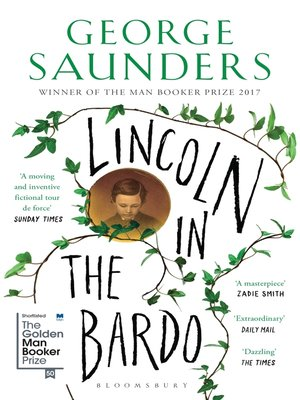 cover image of Lincoln in the Bardo