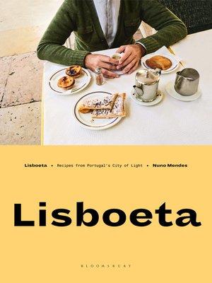 cover image of Lisboeta
