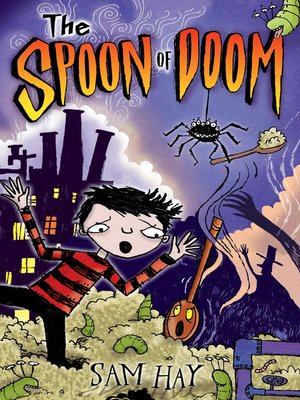 cover image of The Spoon of Doom