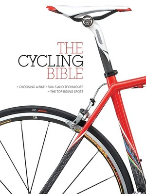 cover image of The Cycling Bible