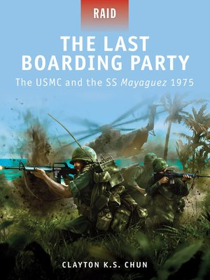 cover image of The Last Boarding Party
