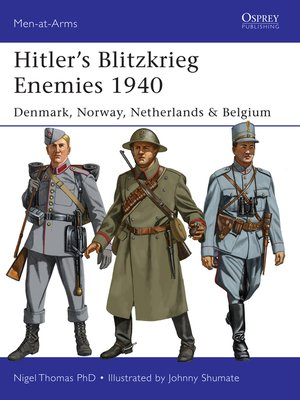 cover image of Hitler's Blitzkrieg Enemies 1940