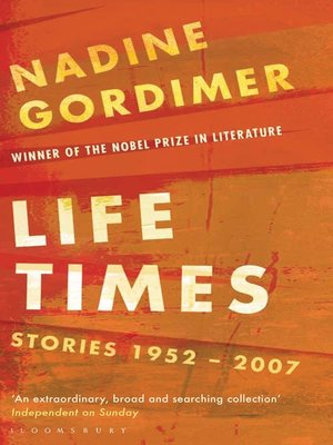 cover image of Life Times