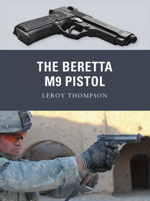 cover image of The Beretta M9 Pistol